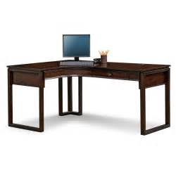 l shaped computer desk furniture veneered l shaped computer corner office desk