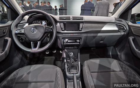 Skoda Fabia Combi wagon unveiled, debuts in Paris Image 277283