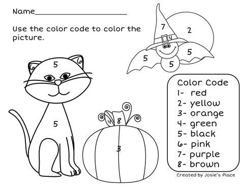 easy  halloween coloring sheets  activities