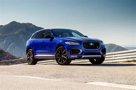 F Pace Image by The 2017 Jaguar F Pace Is Officially The Best And Most