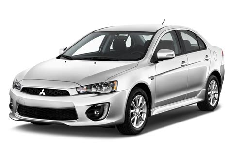 Mitsubishi Car : 2016 Mitsubishi Lancer Reviews And Rating
