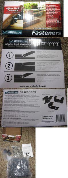 hidden deck fasteners images hidden deck