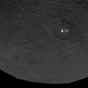 Ceres' mysterious bright spots new NASA photos - Strange ...