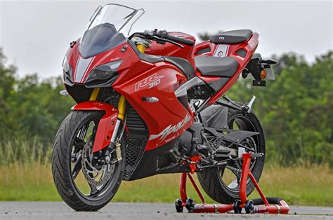 Tvs Apache Rr 310 4k Wallpapers by 2018 Tvs Apache Rr 310 Image Gallery Autocar India