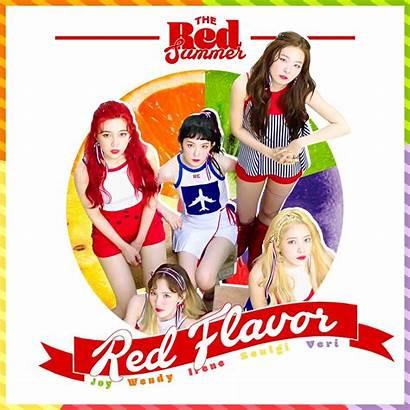 Velvet Flavor Album Deviantart Kpop Tsukinofleur Canciones