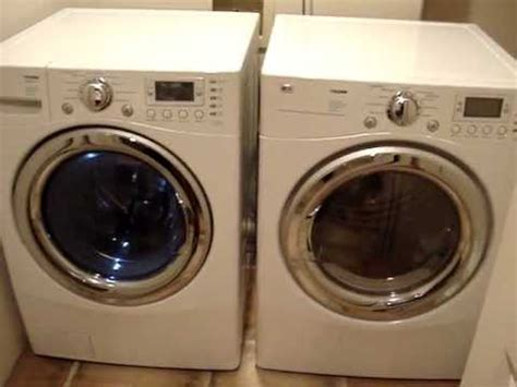 lg tromm lg tromm washer dryer controls etc you this