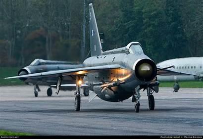 Lightning Electric English Aircraft Airhistory F6