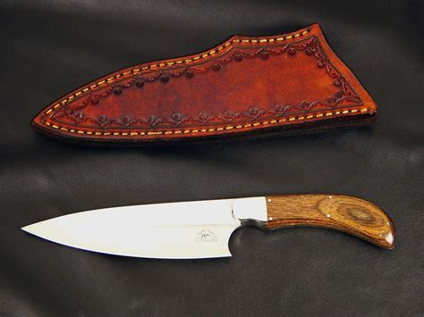kitchen knives with sheaths quot la cocina quot quot boning quot custom chef 39 s knives by fisher