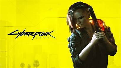 4k Cyberpunk 2077 Female Ultra Monitor Ultrawide