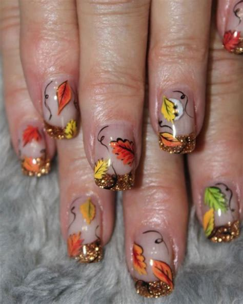 fall nail designs fall nail designs trends ideas for