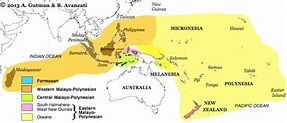 Infographics, Maps, Music and More: Polynesia - Visual ...