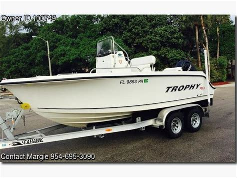 Trophy Cc Boats For Sale by 2012 Trophy 1903 Cc Loads Of Boats