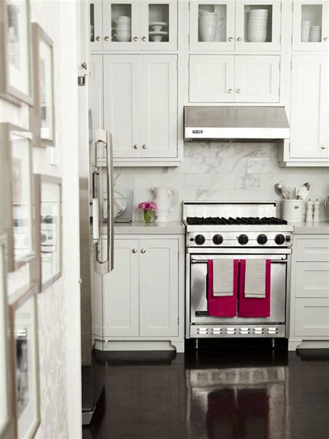 white shaker cabinets contemporary kitchen caitlin