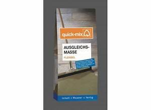Ausgleichsmasse Quick Mix : baumarktartikel von quick mix g nstig online kaufen bei ~ Michelbontemps.com Haus und Dekorationen