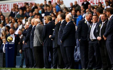 Tottenham Hotspur Honour Year Anniversary Bill