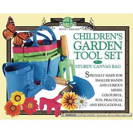 children s garden tools set children s garden tool set in a sturdy canvas bag