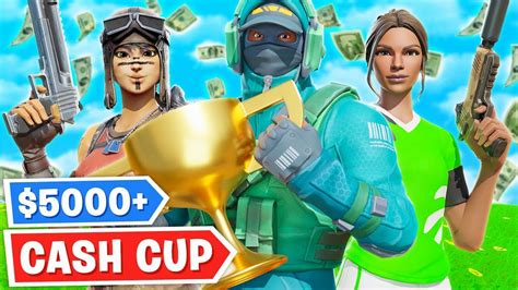 won   fortnite cash cup youtube