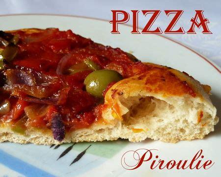 recette pate a pizza avec levure fraiche p 226 te 224 pizza maison et sauce tomate au poivron p 226 tisseries et gourmandises