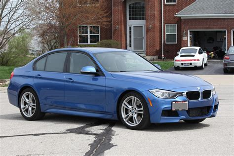 Bmw 335i by Review 2013 Bmw 335i M Sport Steptronic The About