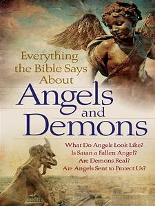 Everything the Bible Says About Angels and Demons (eBook ...