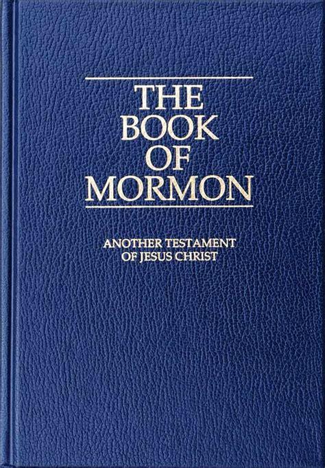Book Of Mormon Wikipedia