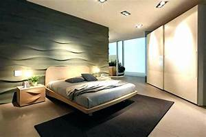 Schlafzimmer Ideen Wand : bett wand ideen schlafzimmer 13 kreative wandgestaltung zum holz ~ Frokenaadalensverden.com Haus und Dekorationen
