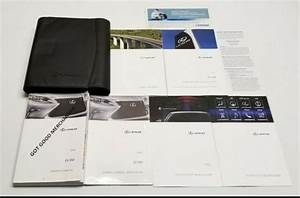 2016 Lexus Es 350 Owners Manual User Guide V6 3 5l Awd