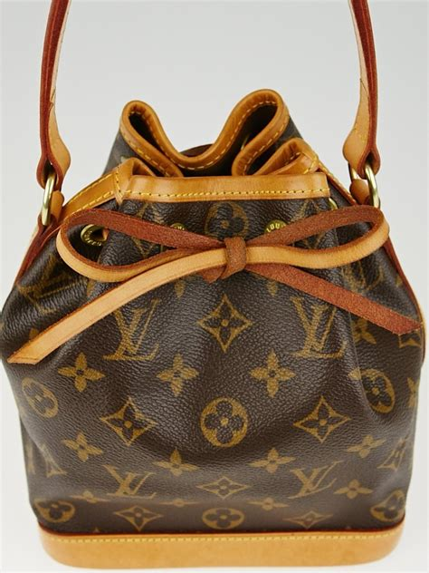 louis vuitton monogram canvas mini noe bag yoogis closet
