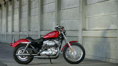 Harley Davidson Sportster Motorcycles Wallpaper by Harley Walpaper Impremedia Net