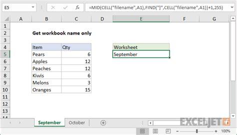 excel formula  sheet   exceljet