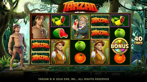 Play The Tarzan Slot Game From Microgaming For Free At