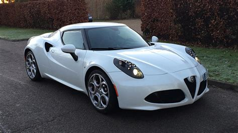First Drive Alfa Romeo 4c 175 Tbi 2dr Tct  Top Gear