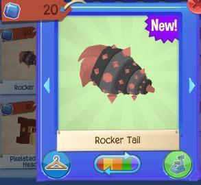 rocker tail play wild wiki fandom powered  wikia