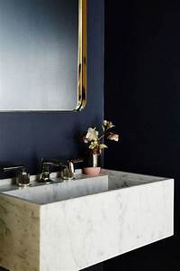 Best 25+ Black Powder Room ideas on Pinterest