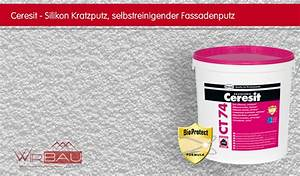 Mineralischer Putz Innen : ceresit ct 74 silikonharz kratzputz preiswerte baustoffe ~ Michelbontemps.com Haus und Dekorationen
