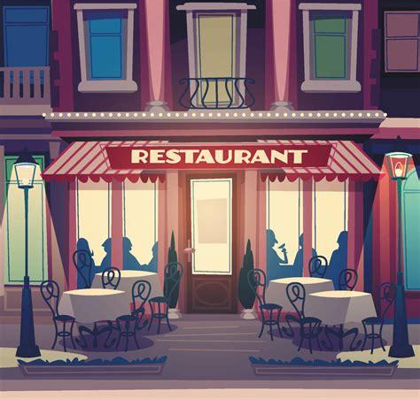 卡通餐厅和桌椅模板下载(图片编号:20140207111932)-其他-生活百科-矢量素材 - 聚图网 juimg.com