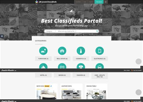 Joomla business directory template costumepartyrun 6 business directory joomla templates themes free accmission Gallery