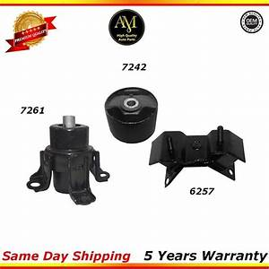 Transmission Motor Mount Set For 97  03 Lexus Es300 Toyota