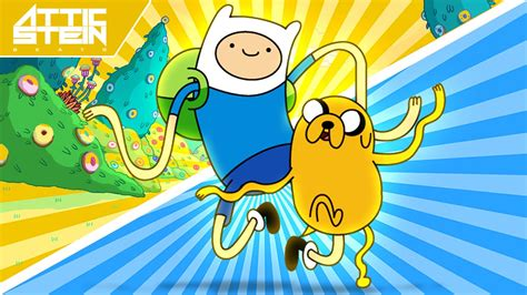 Adventure Time Theme Song Remix [prod. By Attic Stein