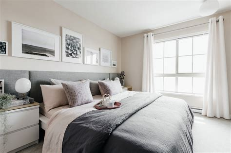 ikea master bedroom ideas our favourite south surrey townhome ikea hacks a better home 15615 | Mosaic Ikea Hack Master Bedroom