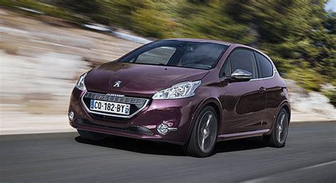 Peugeot 208 Modification by Modifications Sur La Gamme Peugeot 208 Et 2008 Tarif 14a