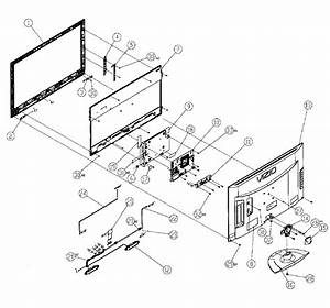 Vizio Led Television Parts