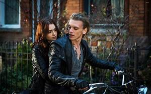 Clary and Jace - The Mortal Instruments: City of Bones [2 ...