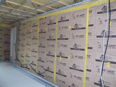 isolation mur parpaing interieur isolation par l int 233 rieur sarl bossard