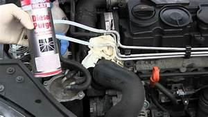 How To Use Diesel Purge Vw Tdi Engine  Audi Tdi Similar