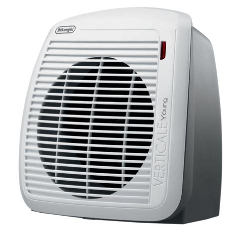 home depot heater fan delonghi 1500 watt convection fan heater hvy1030 the