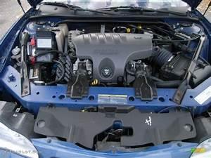 2003 Chevrolet Monte Carlo Ss Jeff Gordon Signature Edition 3 8 Liter Ohv 12 Valve V6 Engine
