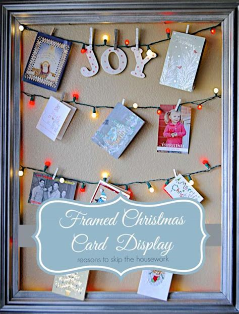 how to display cards at home 40 cool diy ideas with string lights
