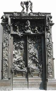 The Gates of Hell, by Auguste Rodin, 1880-1917 | The Core ...