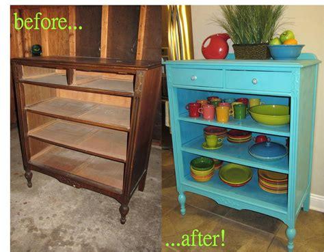dresser drawer shelves ideas  pinterest